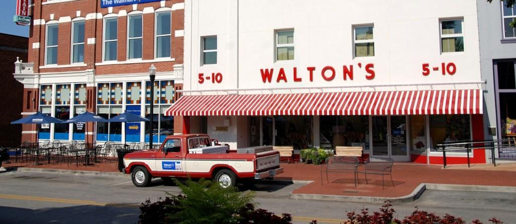 Walmart Five & Dime