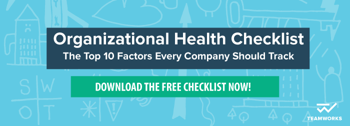 TeamWorks: Organizational Health Checklist